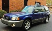 2004 Subaru Forester XS-AWD XS AWD 4dr Wagon