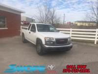 Pre-Owned 2006 GMC Canyon Work Truck RWD Standard Bed