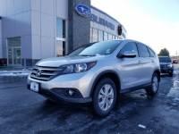 Used 2013 Honda CR-V EX For Sale in Danbury CT