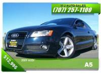 2009 Audi A5 AWD quattro 2dr Coupe 6A