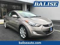 Used 2011 Hyundai Elantra Ltd Pzev for Sale in Hyannis, MA