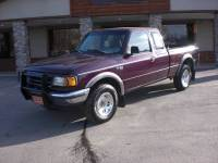 1993 Ford Ranger 2dr XLT 4WD Extended Cab SB