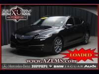 2016 Acura TLX V6 4dr Sedan w/Advance Package