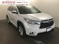 Certified Pre-Owned 2016 Toyota Highlander Limited Platinum V6 AWD