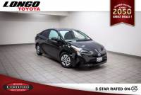 Certified Used 2017 Toyota Prius Four w/ Advanced Technology Package in El Monte