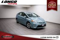 Certified Used 2014 Toyota Prius Four in El Monte
