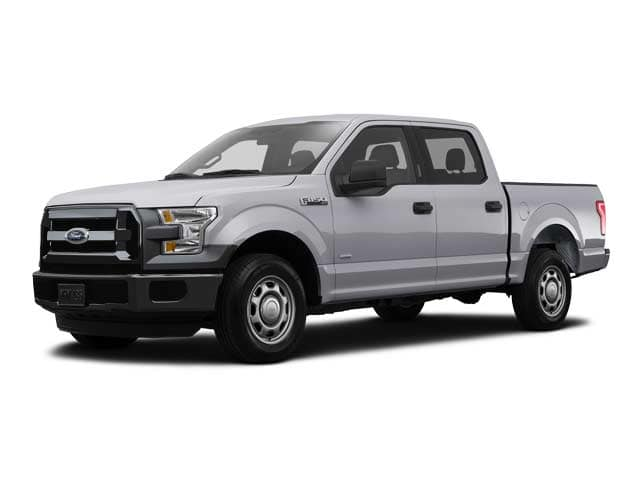 Pre-Owned 2016 Ford F-150 Truck SuperCrew Cab in Greenville SC