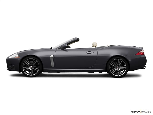 Pre-Owned 2009 Jaguar XK Series XKR Portfolio Convertible in Greenville SC