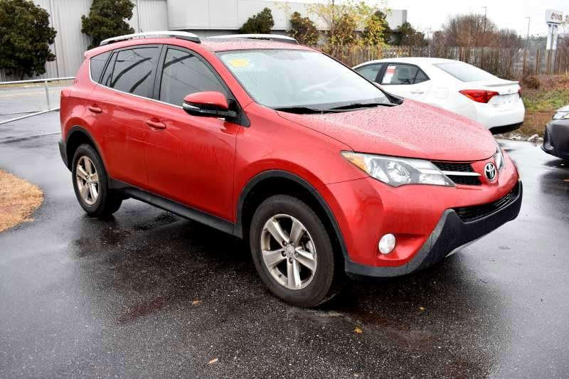 Pre-Owned 2013 Toyota RAV4 4WD XLE SUV in Greenville SC