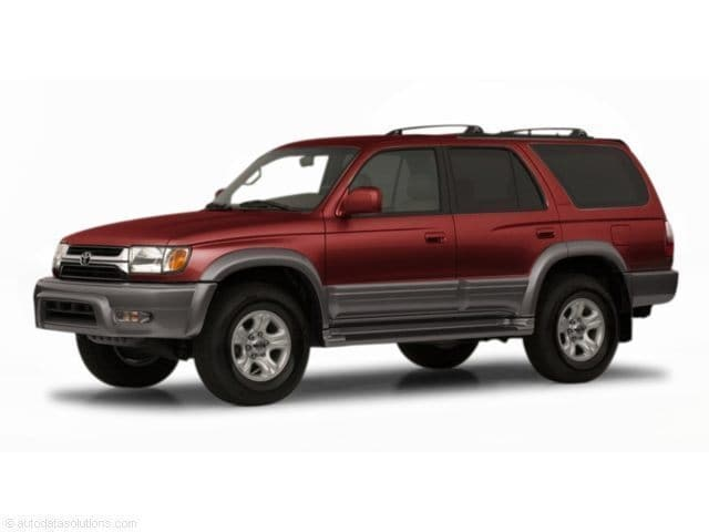 Photo Used 2001 Toyota 4Runner Limited V6 For Sale in Sunnyvale, CA
