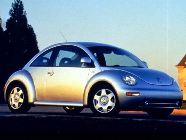 Photo 1999 Volkswagen New Beetle GLS Coupe