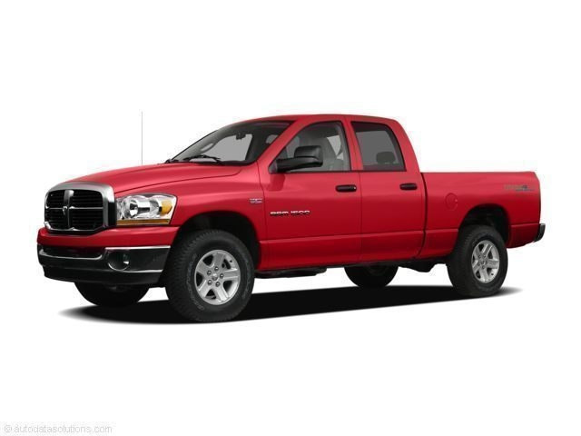 Photo Used 2008 Dodge Ram 1500 SLT 2WD Quad Cab 140.5 SLT For Sale Near Anderson, Greenville, Seneca SC