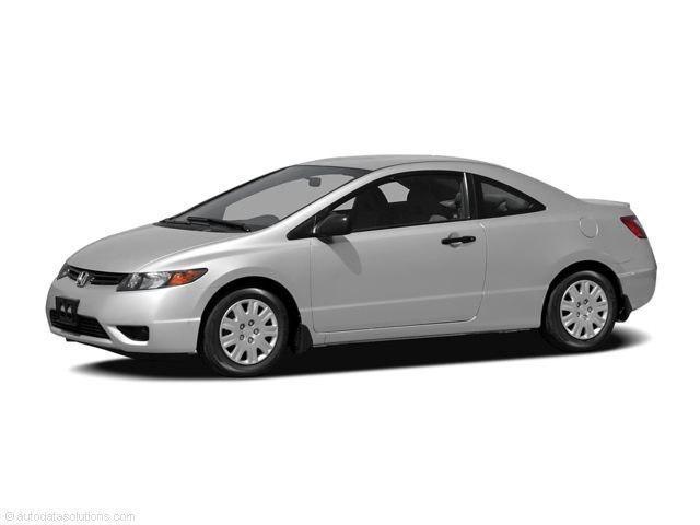 2006 Honda Civic LX Coupe For Sale - Seattle & Kirkland WA