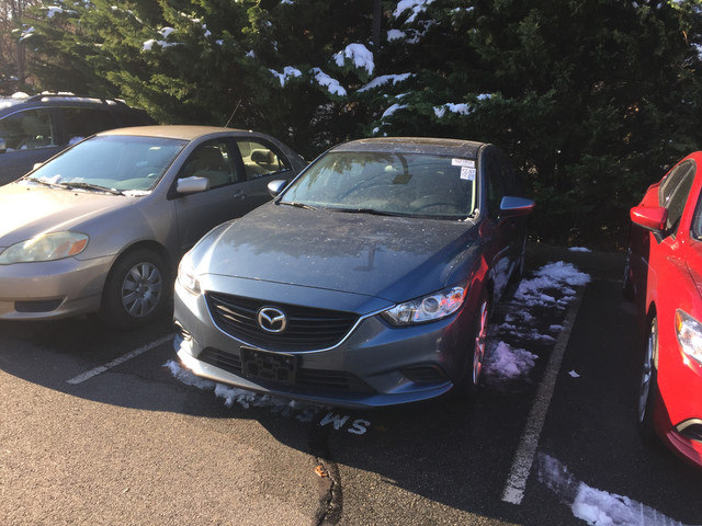 2015 Mazda6 i Touring w/Moonroof and Bose Package Sedan in Chantilly