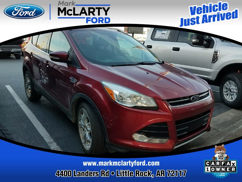 Pre-Owned 2014 FORD ESCAPE FWD 4DR TITANIUM Front Wheel Drive Sport Utility