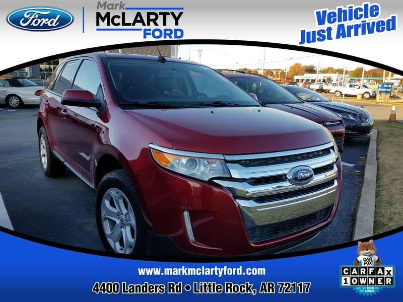 Pre-Owned 2014 FORD EDGE 4DR SEL FWD Front Wheel Drive Sport Utility