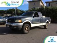 Used 2001 Ford F-150 Lariat in Kahului