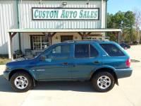 2001 Isuzu Rodeo LS 4WD 4dr SUV