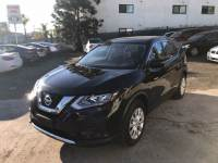 2017 Nissan Rogue S 4dr Crossover (midyear release)