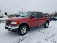 2003 Ford F-150 4dr SuperCrew XLT 4WD Styleside SB