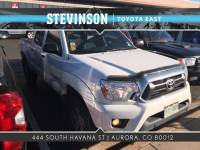 2015 Toyota Tacoma 4WD Double Cab Short Bed V6 Automatic