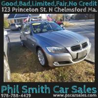 2011 BMW 3 Series AWD 328i xDrive 4dr Sedan SULEV
