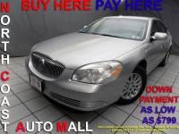 Used 2007 Buick Lucerne CX As low as $799 DOWN