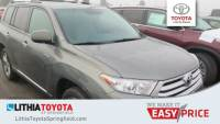 Used 2011 Toyota Highlander SUV in Springfield