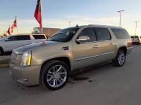 2011 Cadillac Escalade ESV Platinum Edition SUV near Houston