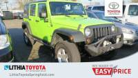 Used 2013 Jeep Wrangler Unlimited Rubicon SUV in Springfield