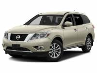 Certified 2016 Nissan Pathfinder Platinum SUV San Antonio, TX