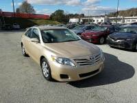 Pre-Owned 2010 Toyota Camry 4DR SDN I4 AUTO LE FRONT WHEEL DRIVE sedan
