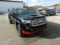 Pre-Owned 2016 Toyota Tacoma 4WD DOUBLE CAB LB V6 AT TRD SPORT FOUR WHEEL DRIVE truck