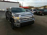 Pre-Owned 2017 Toyota Tundra SR5 DOUBLE CAB 6.5' BED 5.7L FOUR WHEEL DRIVE truck