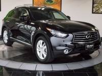 Pre-Owned 2016 INFINITI QX70 DELUXE TOURING AWD