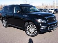 Pre-Owned 2015 INFINITI QX80 4WD