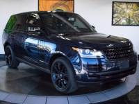 Pre-Owned 2017 Land Rover Range Rover 3.0L V6 Supercharged HSE 4WD