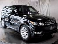 Pre-Owned 2016 Land Rover Range Rover Sport 3.0L V6 Supercharged HSE 4WD