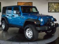 Pre-Owned 2015 Jeep Wrangler Unlimited Rubicon 4WD