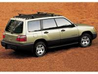 Pre-Owned 2001 Subaru Forester L AWD