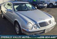 1999 Mercedes-Benz CLK CLK 320 2dr Coupe