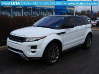 Pre-Owned 2013 Land Rover Range Rover Evoque Dynamic 4WD