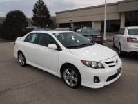 Pre-Owned 2013 Toyota Corolla S FWD L 4dr Sedan 4A