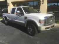 2010 Ford F-250 Super Duty 4x4 King Ranch 4dr Crew Cab 6.8 ft. SB Pickup