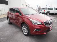 New 2018 Buick Envision FWD 4dr Essence