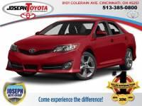 2014 Toyota Camry Sedan Front-wheel Drive