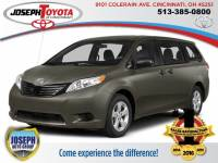 2014 Toyota Sienna Van Front-wheel Drive
