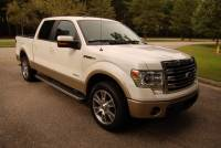 Certified Pre-Owned 2014 Ford F-150 Lariat RWD 4D SuperCrew