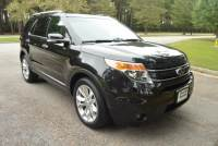 Certified Pre-Owned 2015 Ford Explorer Limited AWD