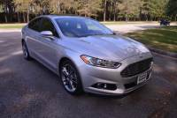 Certified Pre-Owned 2016 Ford Fusion Titanium AWD